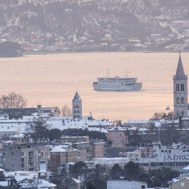 Hoće li još jednom snijeg zabijeliti grad?