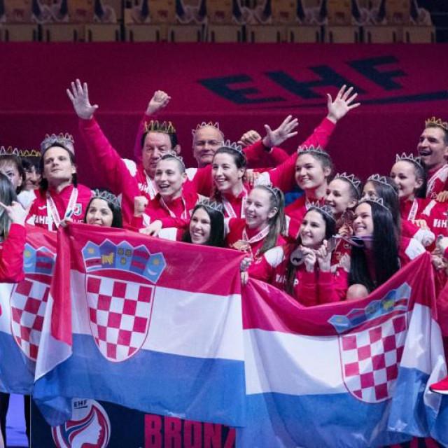Rukometašice su najbolja hrvatska sportska priča godine
