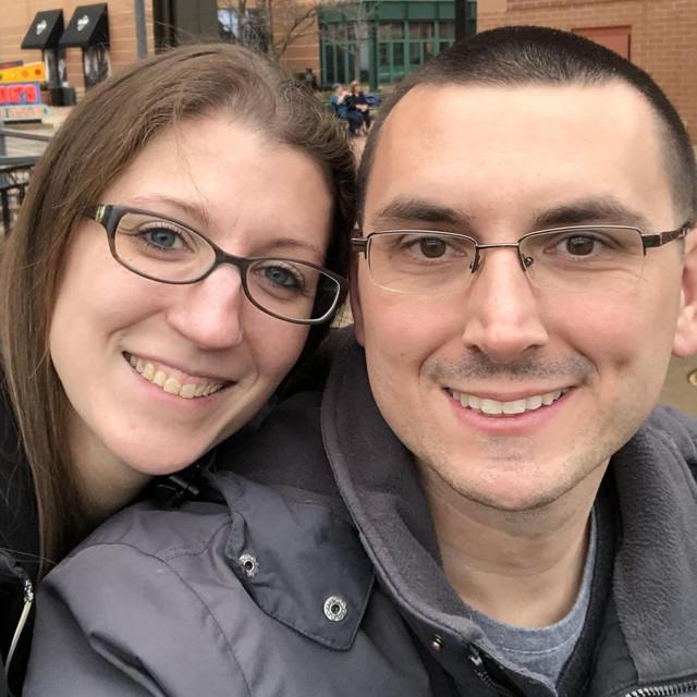 Jennie i suprug