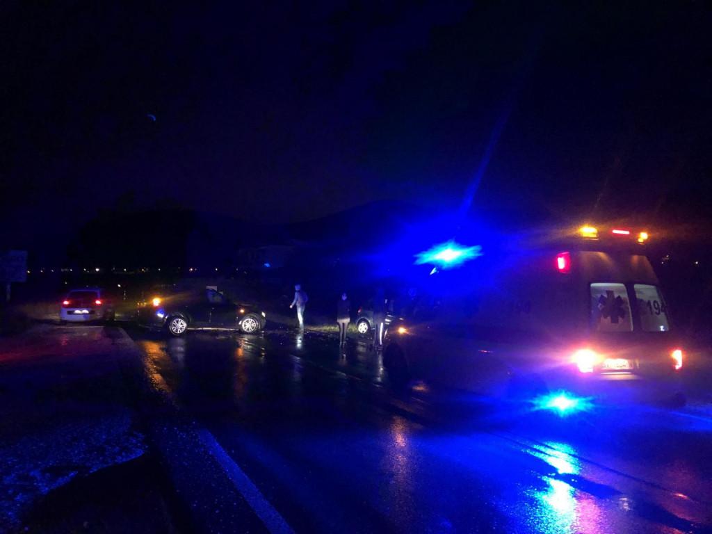 Prometna nesreća kod Dicma