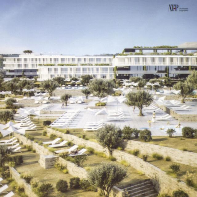 Austrijski investitori u Primoštenu grade turistički kompleks vrijedan 103 milijuna eura