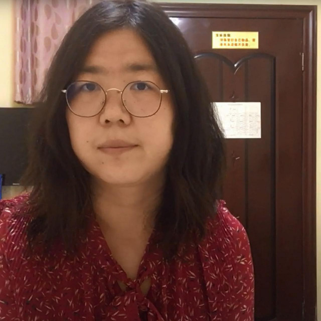 Zhang Zhan