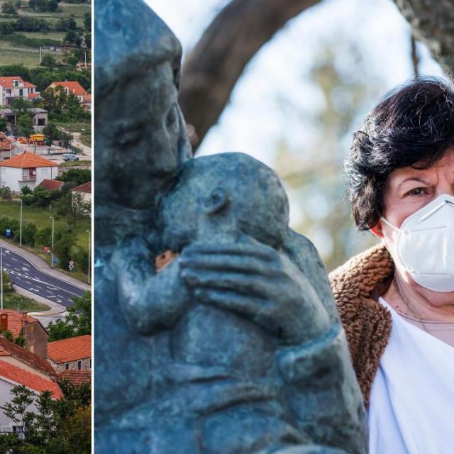 Doktorica Omerka Mikulandra više neće raditi u svojoj ordinaciji u Drnišu