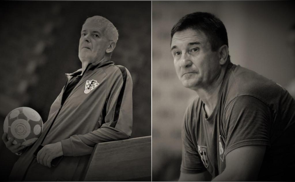 Siniša Bačić i Željko Jelić foto: Tonči Vlašić