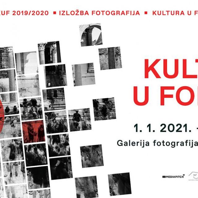 Plakat splitske fotoizložbe<br />