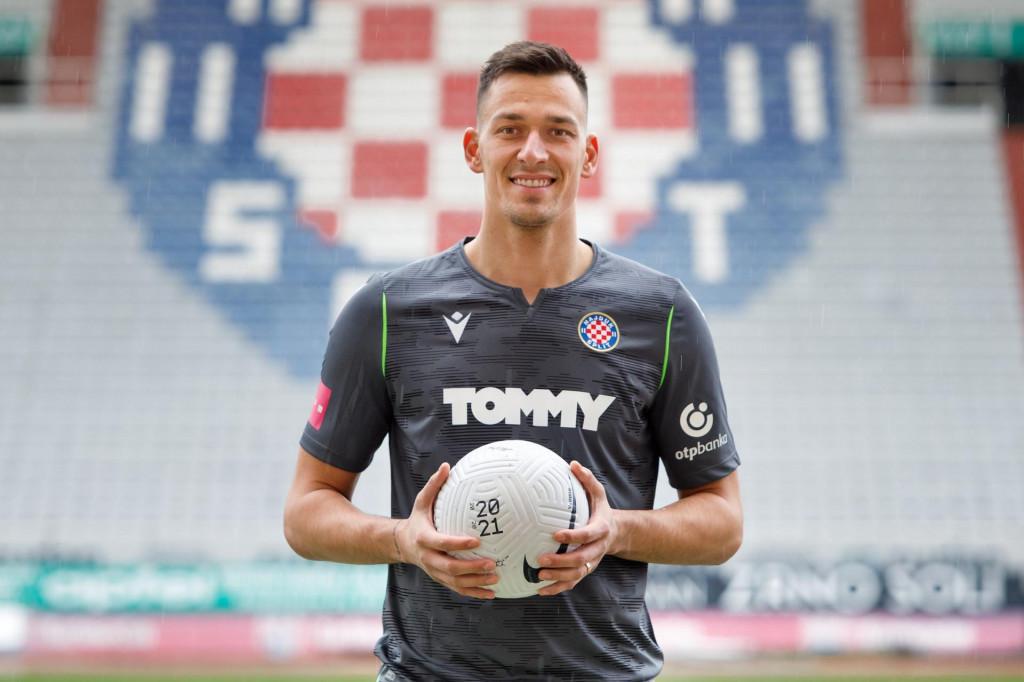 Robert Matić/Hajduk.hr