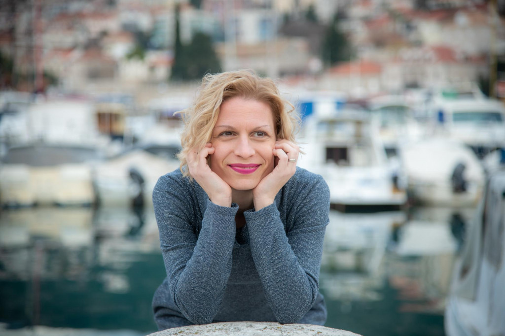Nina Mašić, predstavnica Udruge obitelji s troje i više djece u Dubrovniku