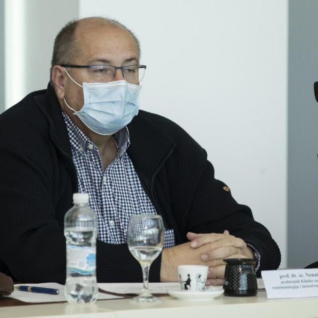 Anesteziolog Nenad Karanović