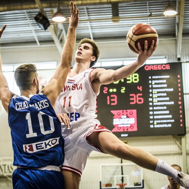 Europsko prvenstvo za igrače do 18 godina Filip Vujičić
