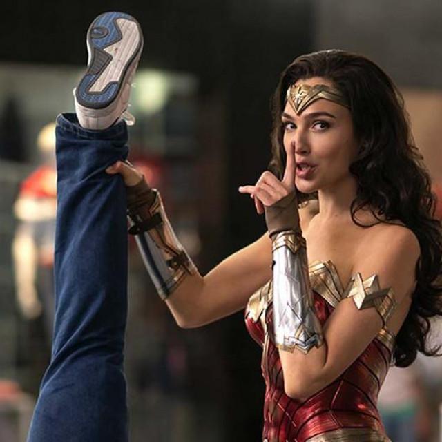 Izraelska glumica Gal Gadot ponovno briljira u ulozi DC-ove superjunakinje