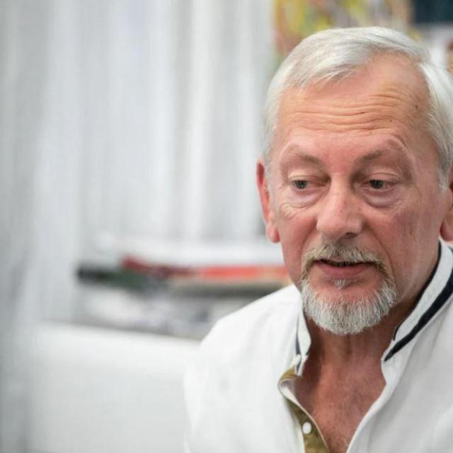 Dubrovački slikar i kapetan Stjepko Mamić