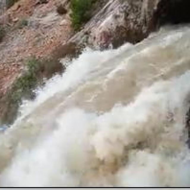 Slapovi vode slijevaju se na Pasjaču<br /> (Screenshot: Rafaela Drašković/Zavazda Konavle)