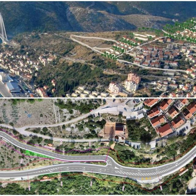 Korak do realizacije nove ceste za naselje Nuncijata