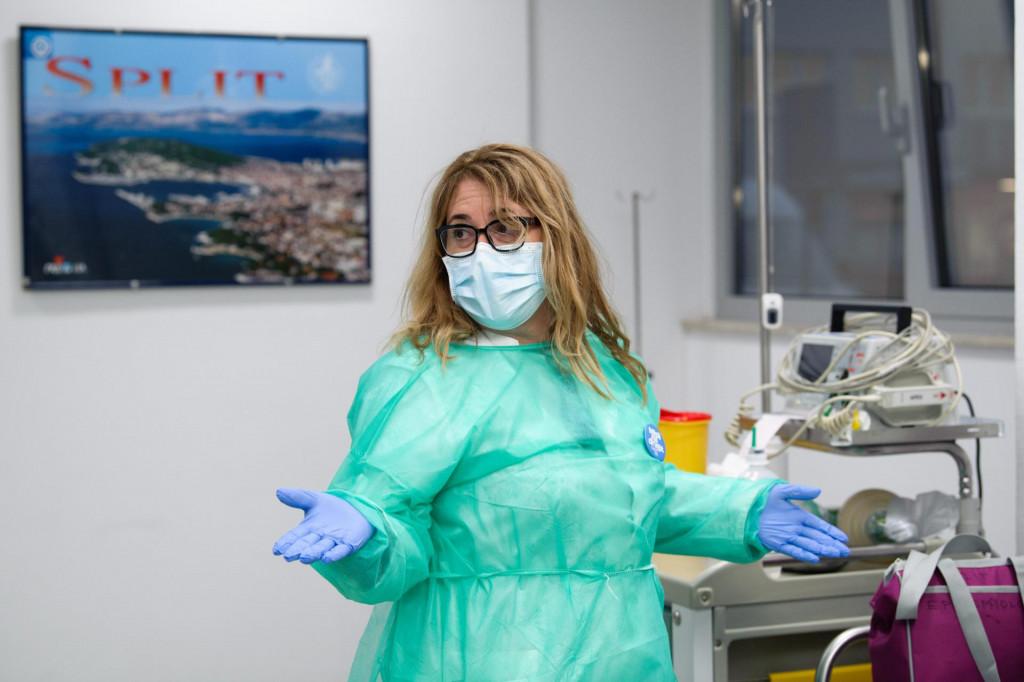 Dr. Željka Karin, ravnateljica Nastavnog zavoda za javno zdravstvo SDŽ-a