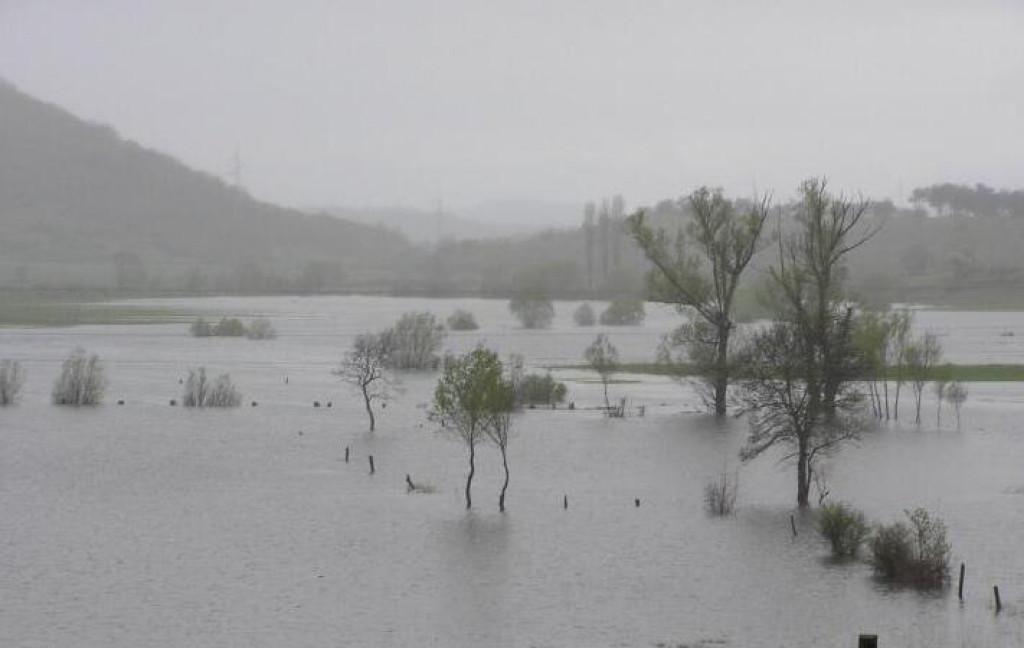 Petrovo polje lani je nekoliko puta poplavilo, no nisu prijavljene štete od elementarne nepogode