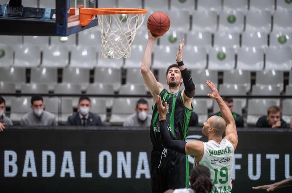 Ante Tomić (Joventut) foto: Club Joventut Badalona
