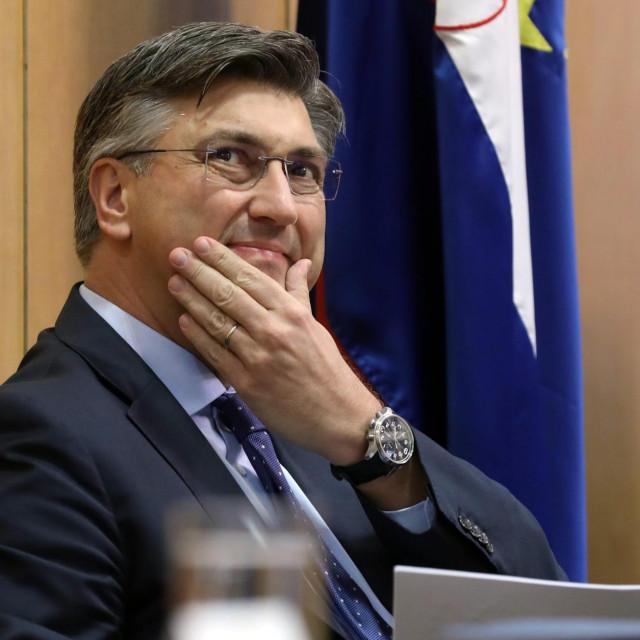 Andrej Plenković čeka da istraga dođe do kraja