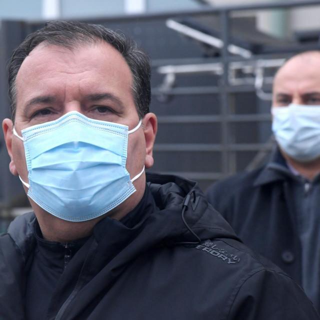 Vili Beroš pojasnio uzrok smrti pacijentice koja se dan ranije cijepila protiv Covida-19