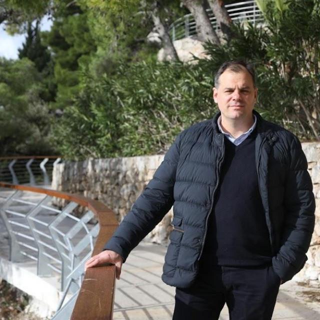 Predsjednik Gradskog kotara Lapad Nikola Babić