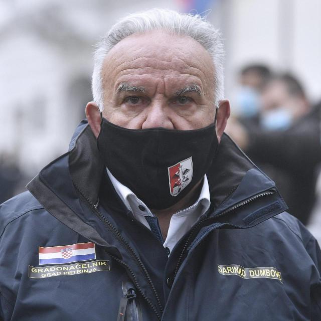 gradonaČelnik Darinko Dumbovic.<br />