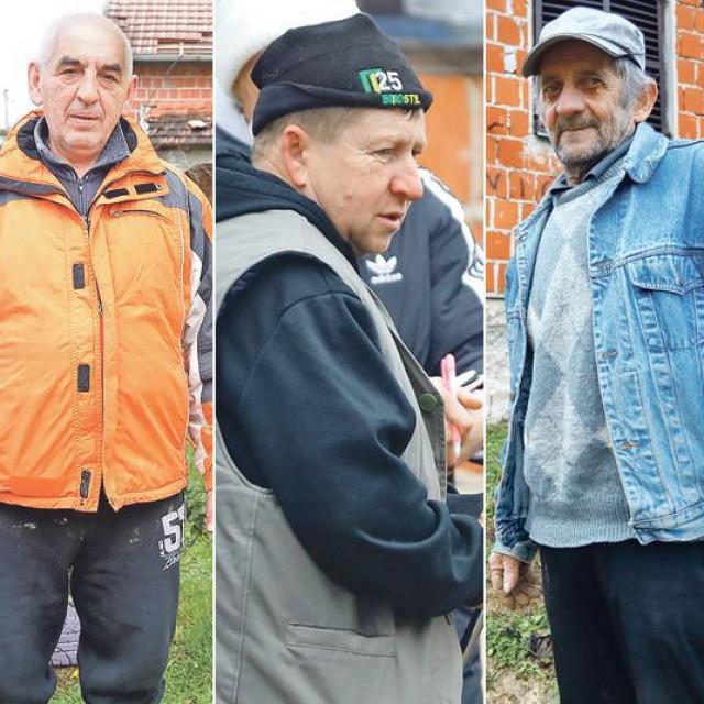 Stjepan Vrbacan, Ivan Marinović, Tomislav Stanić, Ivan Marinović, Andrija Marinović