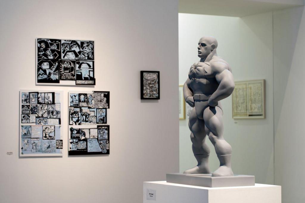 Strip i vizualna kultura u Hrvatskoj