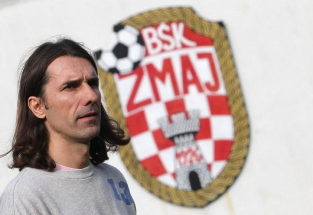 Armando Marenzzi, bivši nogometaš, od 2011. do 2013. trener BŠK Zmaj foto: Tonči Vlašić