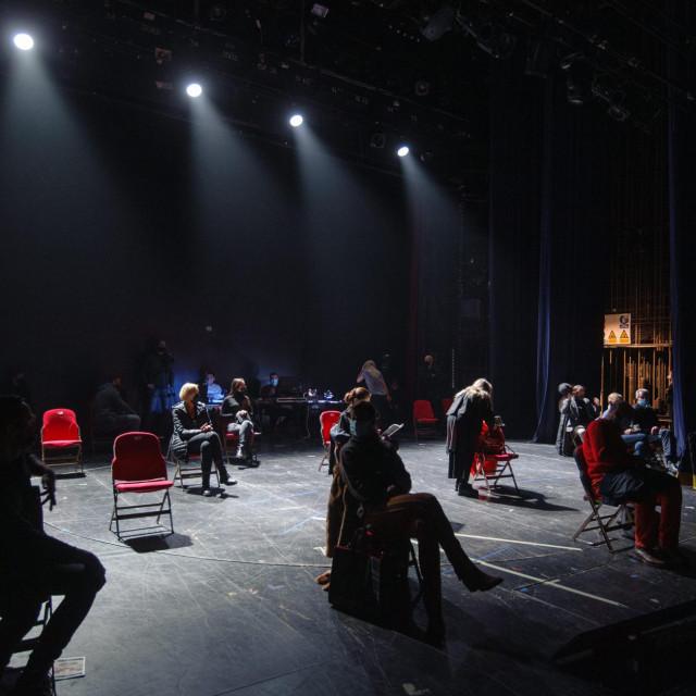 Glumački ansambl 'Povratka' jedva čeka povratak na scenu<br />