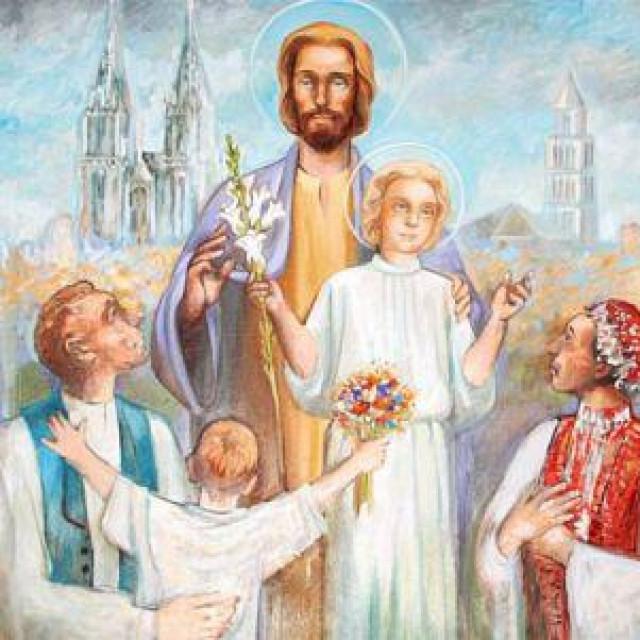 Neka Sveti Josip i dalje čuva našu domovinu i sve njene građane