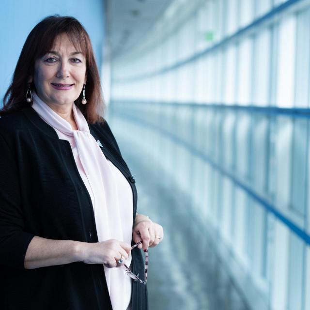 Dubravka Šuica, potpredsjednica Europske komisije za demokraciju i demografiju