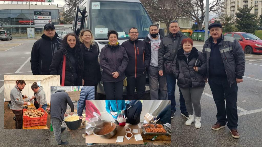 Djelatnici restorana 4 kantuna od 1.1. kuhaju za sve koji se nađu u Glini