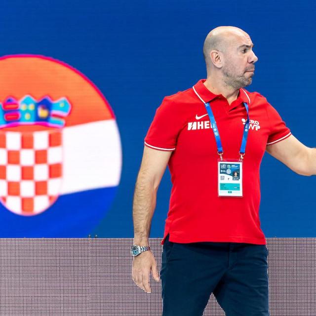 Ivica Tucak, hrvatski izbornik foto: Giorgio Scala