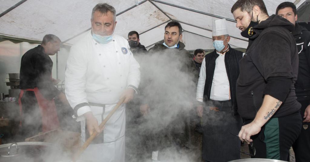 Kuhari su u Petrinji napravili veliku stvar