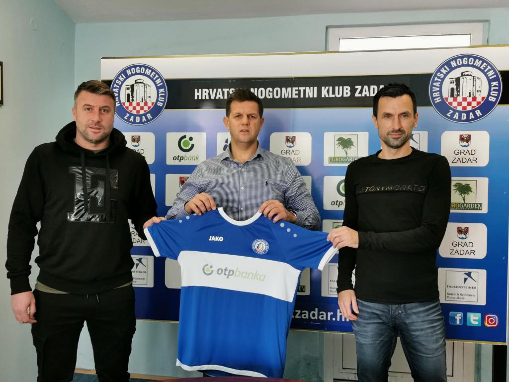 Dragan Blatnjak, Damir Knežević i Želimir Terkeš