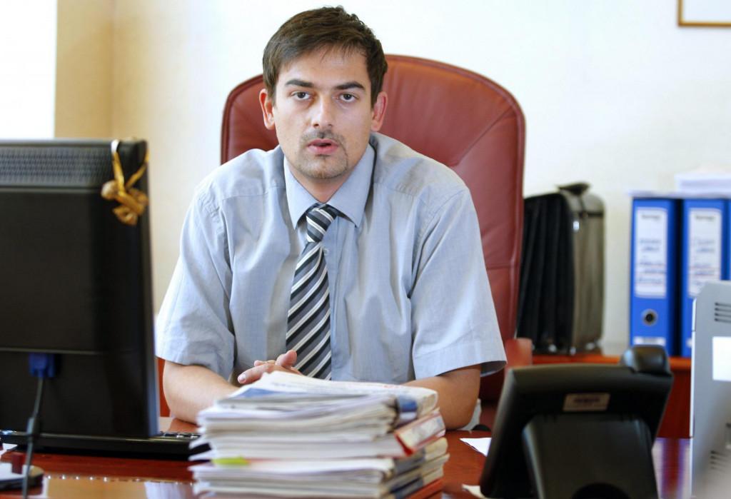 Silvio Čović, predsjednik Upravnog suda u Splitu.<br />