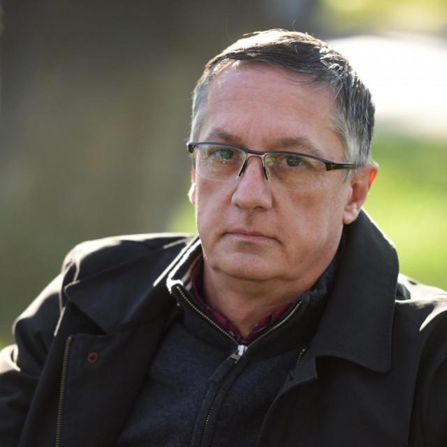 Dr. Ivan Bačić, voditelj Odjela za torakalnu kirurgiju i dopredsjednik Lige protiv raka Zadar<br />