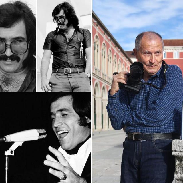 Umirovljeni fotoreporter Slobodne Dalmacije Stanko Karaman s monografijom o Miši Kovaču