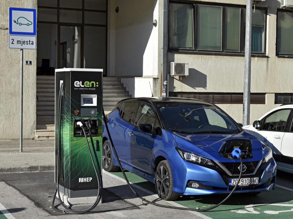 Nissan Leaf najprodavaniji je električni automobil u Europi