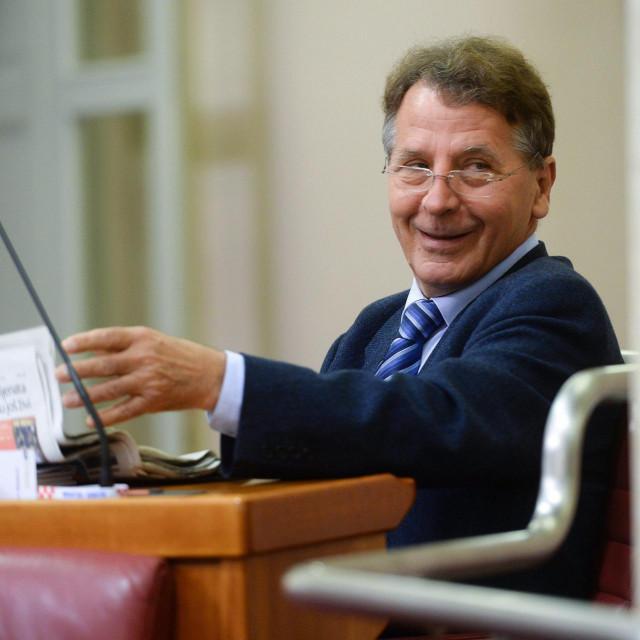 Prof. dr. sc. Dujomir Marasović: 'Sve sam im omogućio'