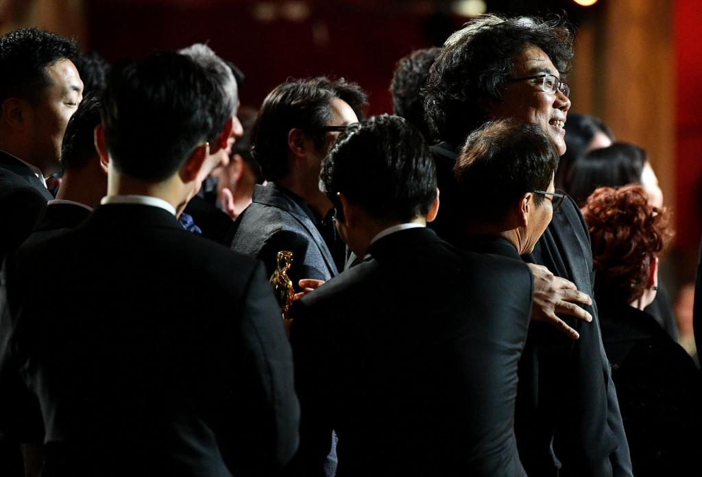 Ekipa 'Parazita' slavi oskarovsku potvrdu nagrade američkih filmskih kritičara