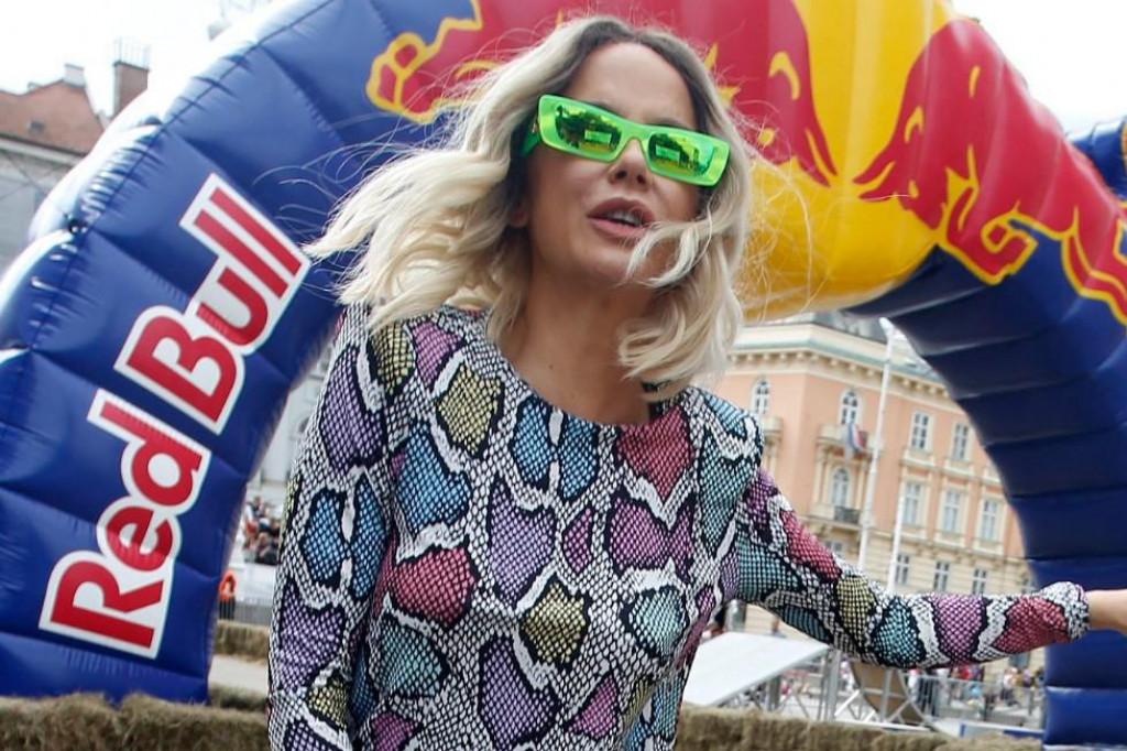 Maja Šuput na utrci Red Bull prije godinu i pol dana