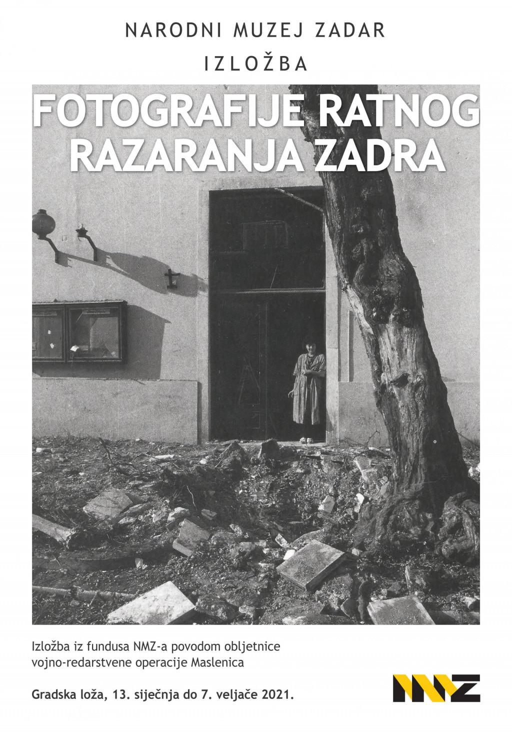 Fotografije ratnog razaranja