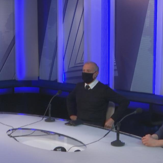 """Sandra Benčić i Dražen Bošnjaković gostovali su u emisiji """"U mreži Prvog"""""""