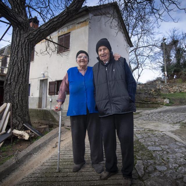 Mate Titlić iz zaseoka Titlići kod Satrića: Kako je se radilo, morala bi ostat šta god bilo, taman i potres!