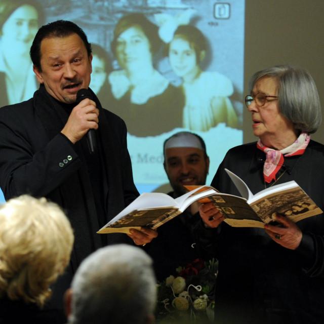 Trpimir Jurkić i Magda Matošić