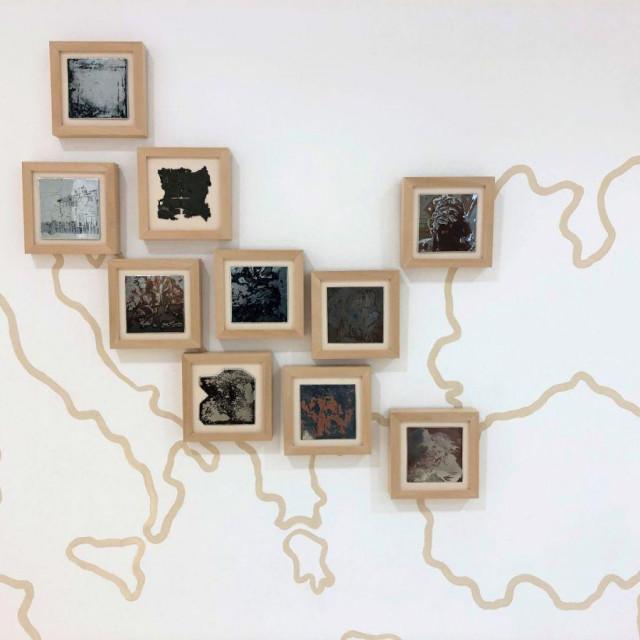 Putovanja i sjećanja na njih Maje Gjajić<br />