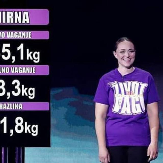 Mirna Posavec u RTL-ovom je showu ostvarila sjajan rezultat