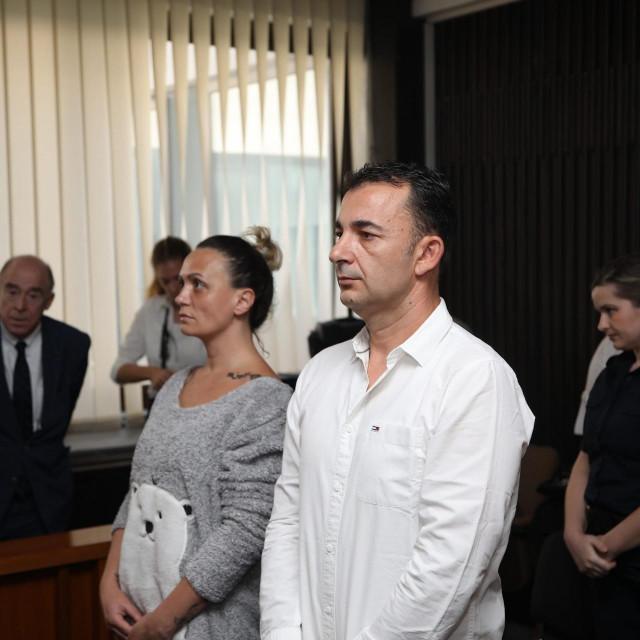 Trenutak izricanja presude Županijhskog suda u Dubrovniku svibnja prošle godine