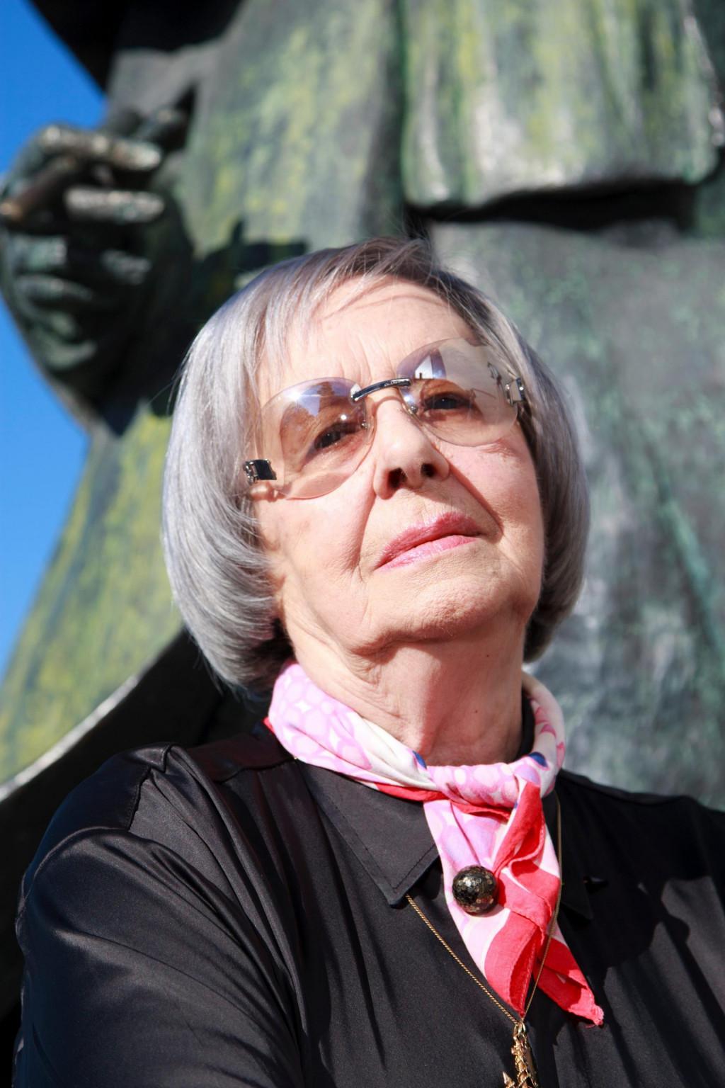 Magda Matošić uvijek je bila od onih kotačića što su među najvažnijim u mehanizmu predstave i ruži solista<br /> <br /> <br /> <br /> <br /> <br />