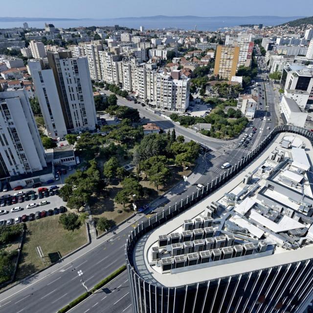 U Splitu lani u listopadu prosječna tražena cijena bila 2996 eura po kvadratu<br />